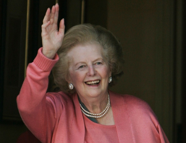 Margaret Thatcher, the first female prime minister of Britain, has died at the age of 87. Thatcher&#39;s ideologies and policies, along with her push for 20th century conservatism, earned her the nickname &#39;The Iron Lady,&#39; and her strength, confidence and leadership made her a towering figure in the world of politics. 