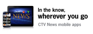 CTV News Northern Mobile apps promo