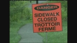 CTV Northern Ontario: Trail unsafe