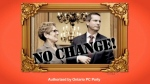 Ontario Premier Kathleen Wynne and former premier Dalton McGuinty are shown in this image taken from an Ontario PC ad.