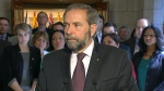 Thomas Mulcair end of session