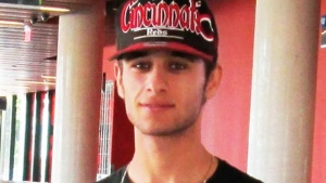 Toronto teenager Sammy Yatim is shown in a photo from the Facebook page 'R.I.P Sammy Yatim.' (Facebook)