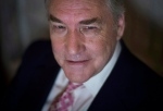 Conrad Black poses at the University Club in Toronto on Tuesday, November 11, 2014. (THE CANADIAN PRESS/Darren Calabrese)