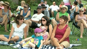 CTV Northern Ontario: 'Rock the farm' in Lively