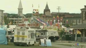 CTV Northern Ontario: Annual Festival in North Bay