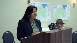 CTV Northern Ontario: Homeland threatened