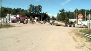 CTV Northern Ontario: Concerns over gas odour