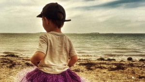 Jen Anderson Shattuck's touching Facebook post defending her son's love of tutus has gone viral and inspired the online movement #TutusForRoo. (Jen Anderson Shattuck/Facebook)