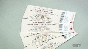 CTV Northern Ontario: Brisk ticket sales