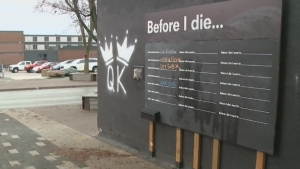 CTV Northern Ontario: Before I die Board