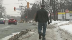 CTV Northern Ontario: Pedestrian hit in the Sault