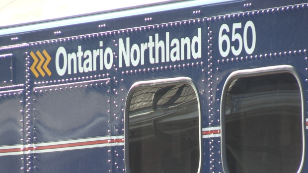 Ontario Northland 1 April 2020