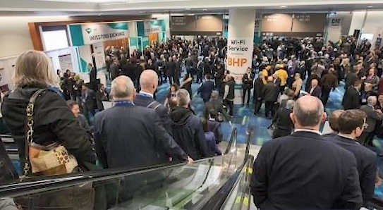 PDAC Convention in Toronto March 2020